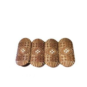 Jewelry - Vintage Brass Arm Cuff Bracelet
